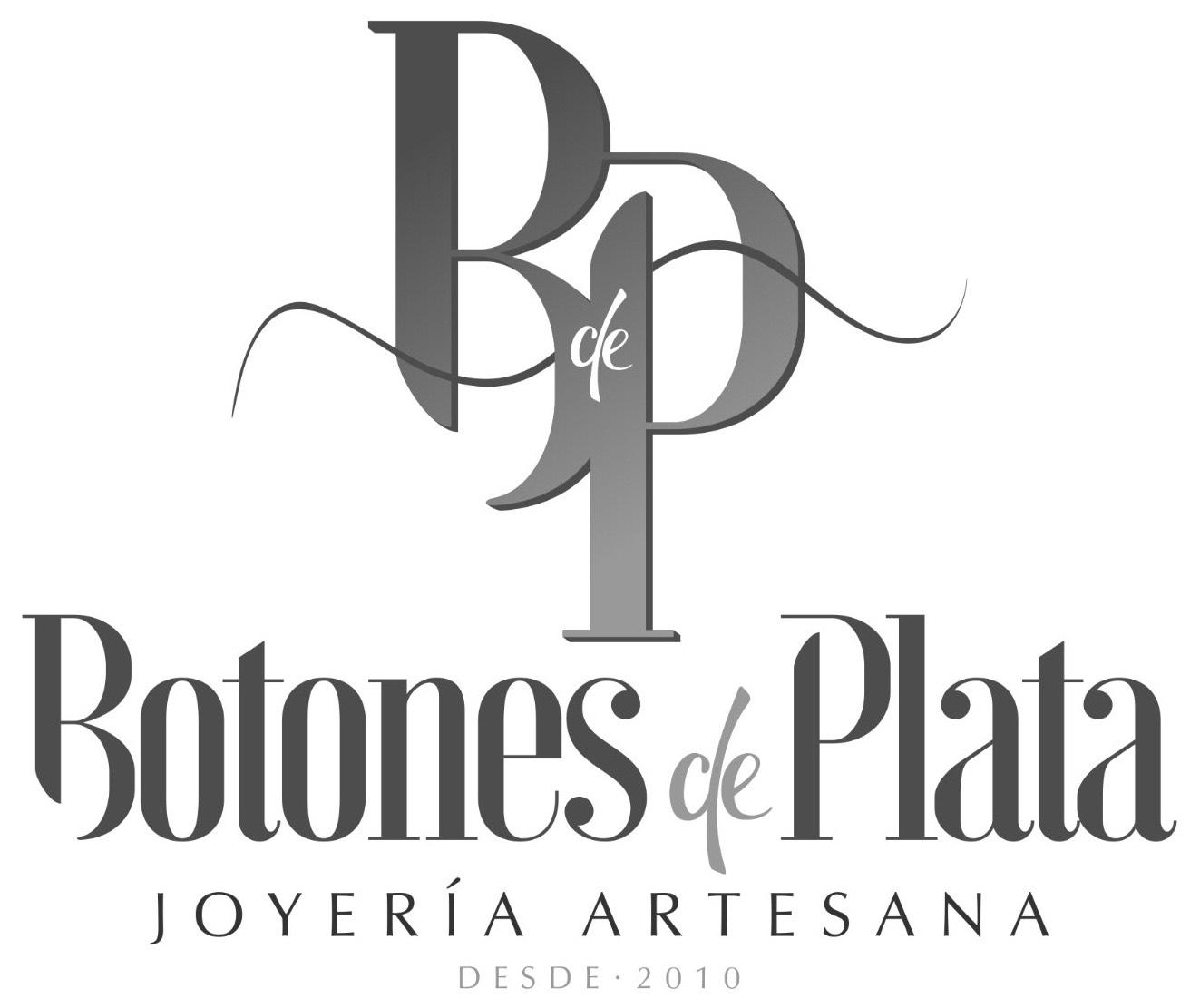 BOTONES DE PLATA